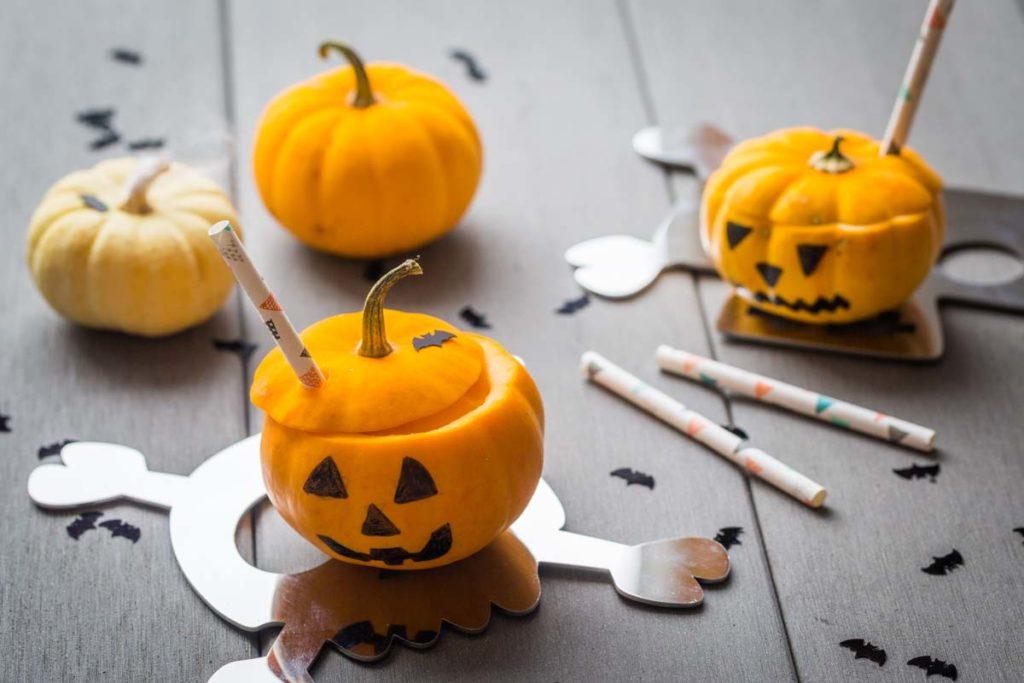 curcubitacée et halloween