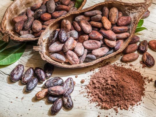 Le cacao cru, un excellent antioxydant