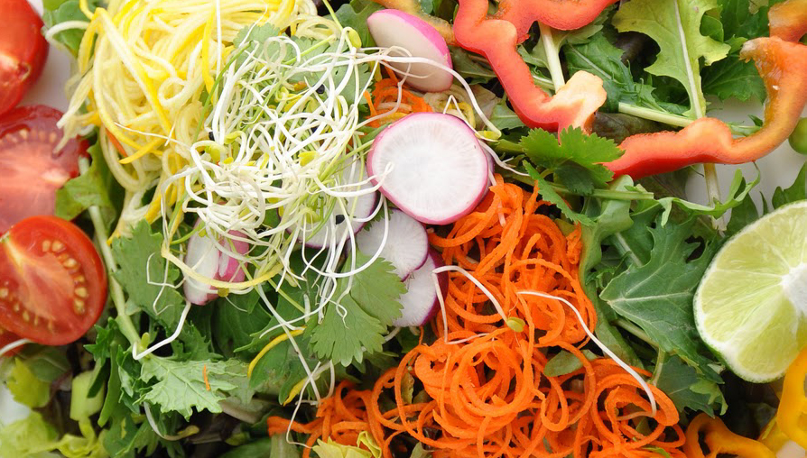 Le Raw Food, l'aliment qu'il faut quand il faut