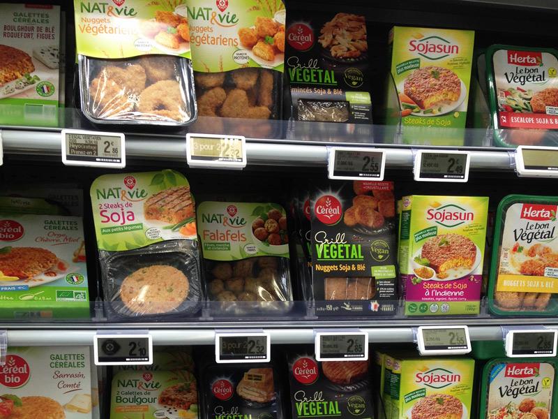 Les produits vegan vont-ils toujours gagner plus de marchés ?