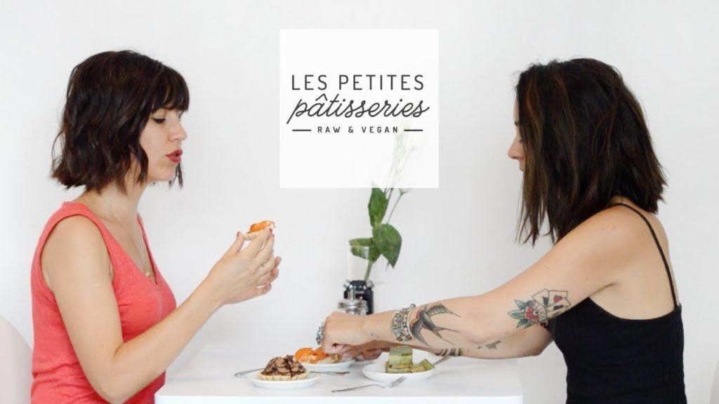 Une pâtisserie vegan à Paris : Les petites pâtisseries