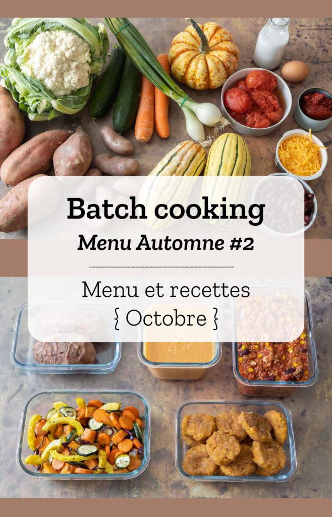 Qu'est-ce que le Batch Cooking ?